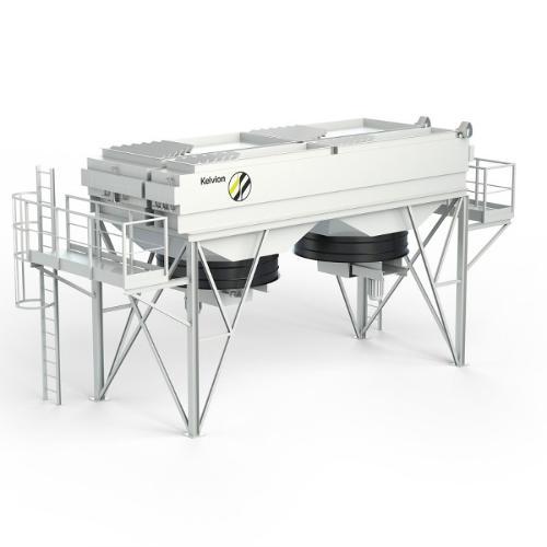 Sistemas de refrigeradores de aire de tubos aletados