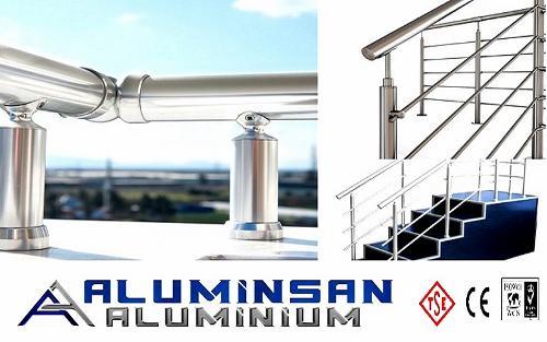 Alumunium Handrail Profiles