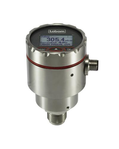 Relative and absolute pressure transmitter PASCAL CV4