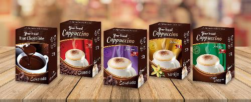 Instant Cappuccino