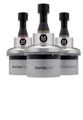 MURUA GOLD-SILVER&BRASS