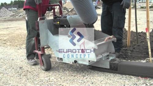 Machine à bordure SCC01