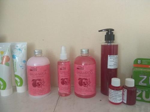 косметические средства для волос\тела, крем, зубные пасты