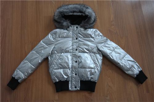 Children's medium padded cotton coat jacket