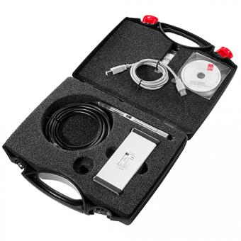 Humidity and temperature measuring system Hytelog-Multi-Set