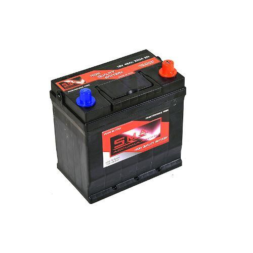 Batteria per avviamento auto asiatiche 45 ah, 12 volt