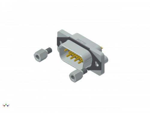 CONEC SlimCon IP67 D-SUB Filter Connectors