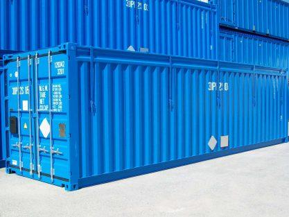 10FT – 20FT – 40FT HARD TOP CONTAINERS