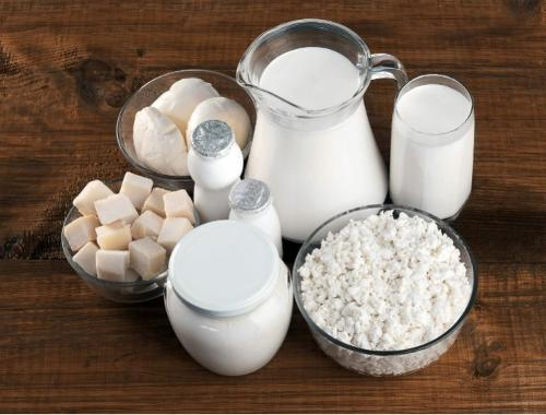 Milk enzymes for the food and canning industry