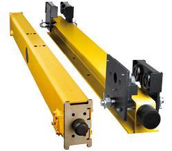 Gamme de composants pour ponts roulants standard
