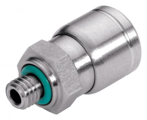 Screw-in fitting, stainless steel - 929