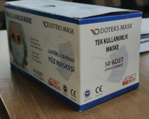 Mask Boxes