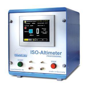 Druckausgleich ISO-Altimeter professional