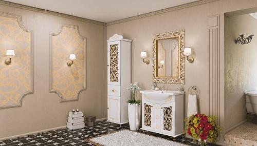 Наборы мебели для ванной комнаты