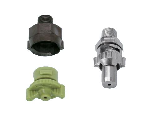 INJJX series – Quick-detachable full cone spray nozzle