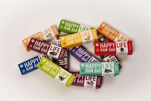 HAPPYLIFE ORGANIC & RAW BARS