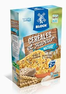 Céréales et Saveur Nature Bloch Société Nouvelle