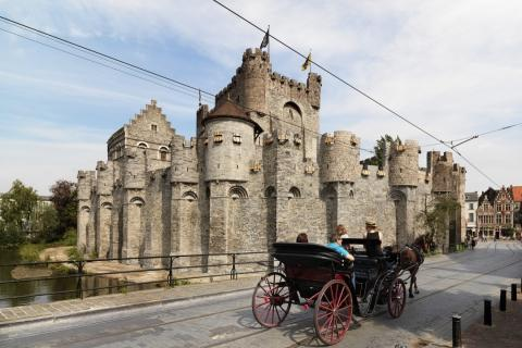 Belgian Castles Tour – experience life in the Middle Ages