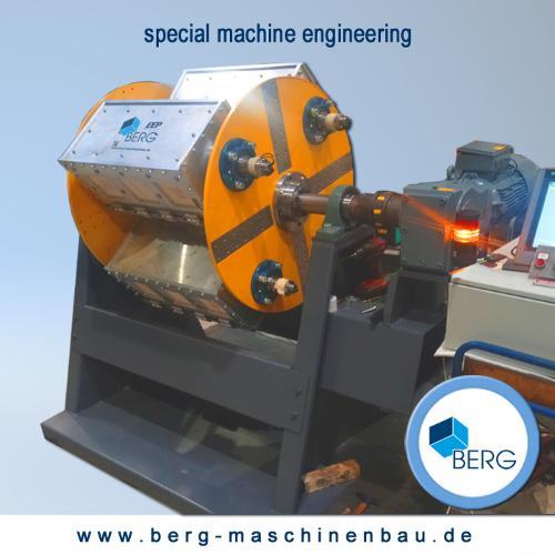 constructions des machines spéciales