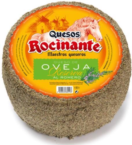 Queso de Oveja al Romero Rocinante