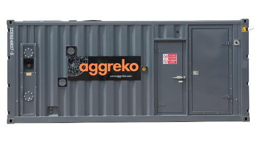 Generador A Gas De 375 Kva