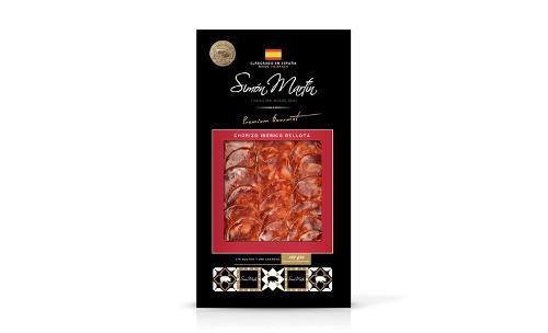 Loncheado Chorizo Ibérico Bellota