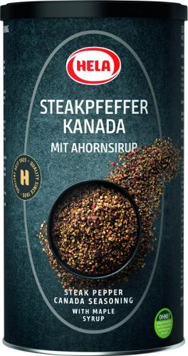 Hela Steak pepper Canada 700g. Pan-fried pieces. Spices.