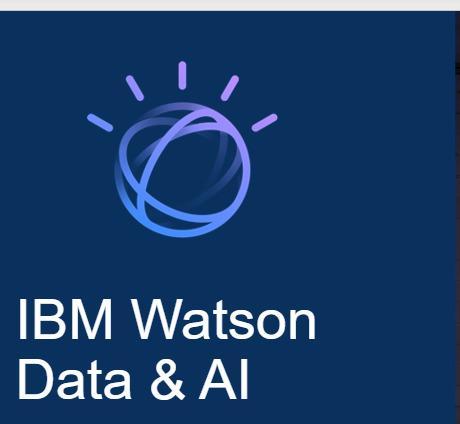 IBM Watson® Produkte und -Lösungen