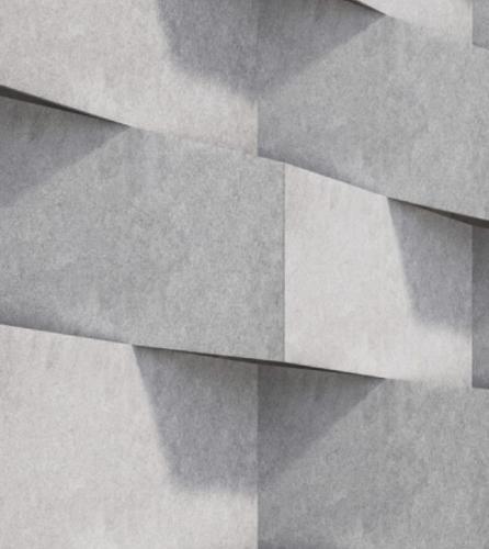 Chapas de porcelânico para fachadas