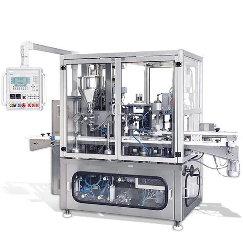 BaCo3600 - automatic filling and sealing machine