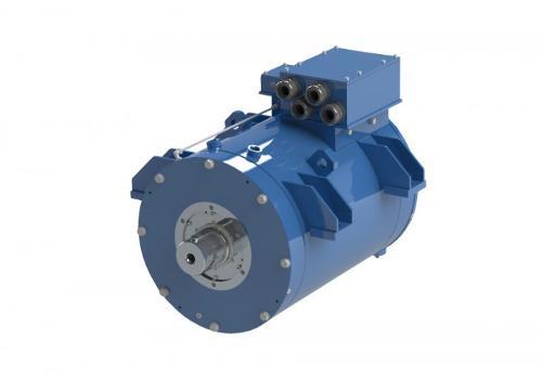 Asynchron-Motoren / Generatoren
