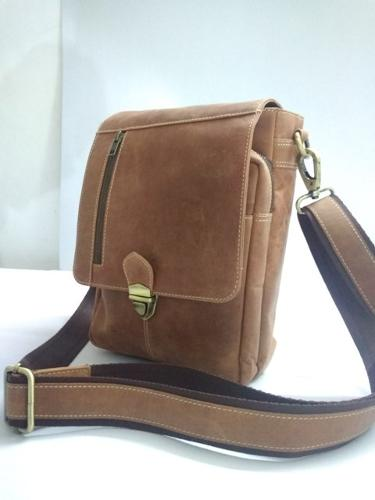 Designer Leather Shoulder Bag