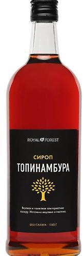 Topinambur syrup