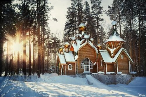 Winter Course and Excursions in Russia