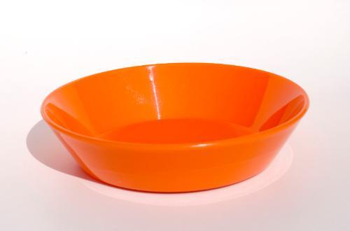 18422, Fatboy Bowl Orange, 15x15x3,5cm