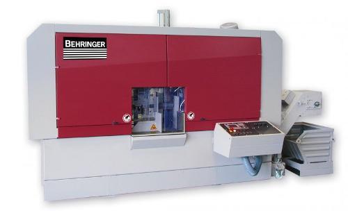 Hochleistungsbandsäge Automat -HBM