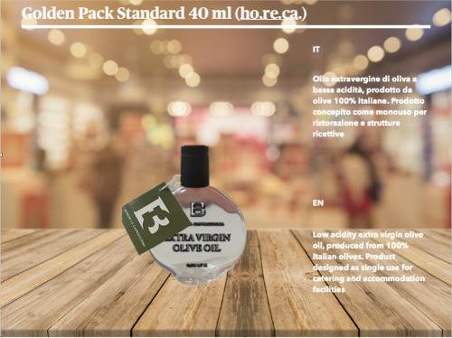 Golden Pack Standard 40 ml