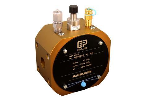 RPD Referenzgaszähler - Durchflussmessung Kleinstmengen