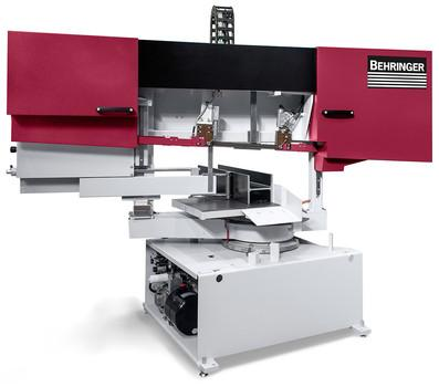Mitre-Cutting Bandsaws