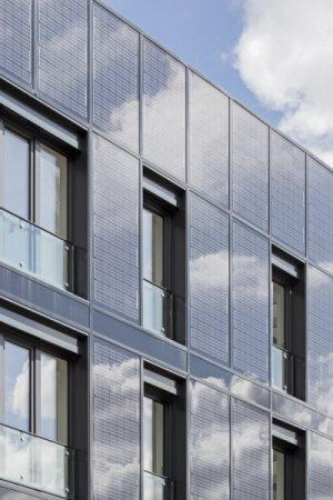 building-integrated photovoltaic (BIPV)