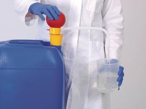 OTAL® disposable hand pump