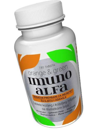Imunoalfa-innovative formula that boosts the immune system