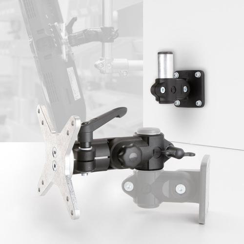Üniversal veya VESA bağlantılı monitör askı aparatı