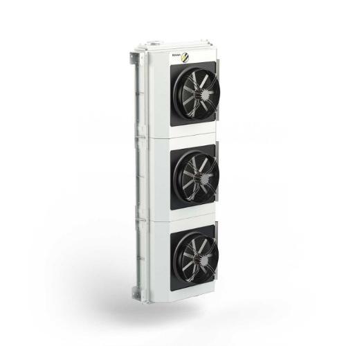 Vzduchové chladiče transformátorového oleje