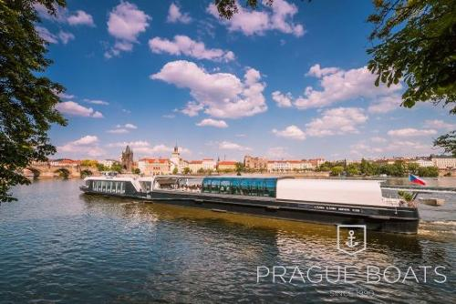 Gran crucero por Praga