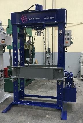 Werkstattpressen bis 600 To Presskraft