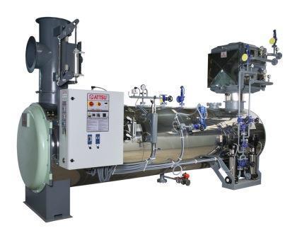 ATTSU Cogeneration boiler