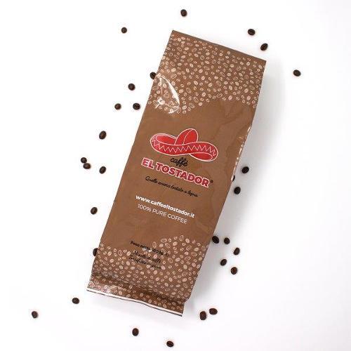 Grains de café torréfiés pour bars Miscela Intenso