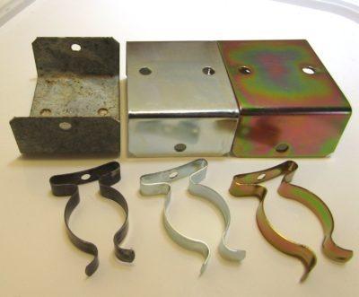 Услуги цинкования металла