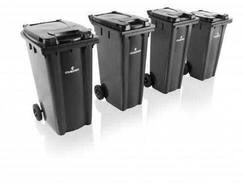 Conteneurs à déchets MGBplus 120 l, 140 l, 180 l, 240 l